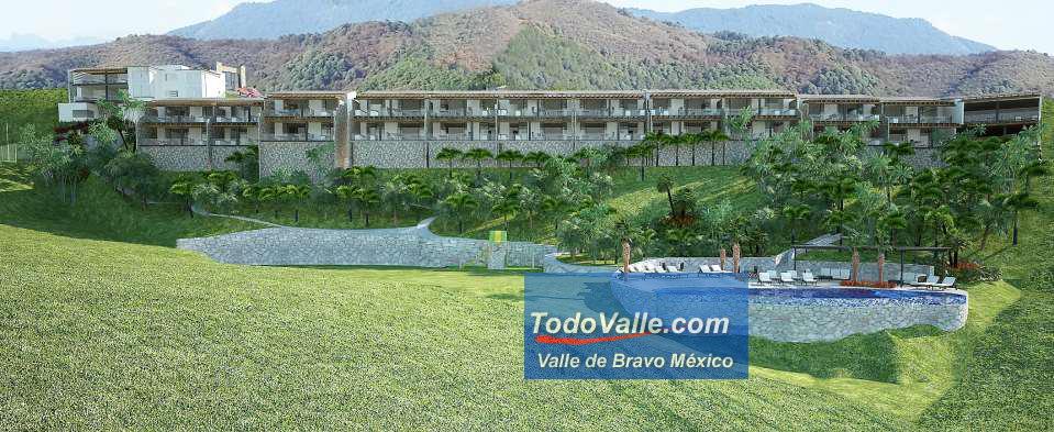 Residencial Terrazas Todo Valle De Bravo