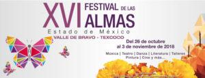 XVI festival de las almas 2018